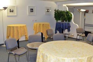 Foyer Aufenthaltsraum by Braintop Fortbildung Weiterbildung Ausbildung in Köln