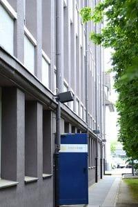 Eingang Schulungszentrum Braintop Fortbildung Weiterbildung Ausbildung in Köln
