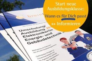 Flyer Braintop Fortbildung Weiterbildung Ausbildung in Köln